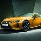 LC Yellow Edition : une série spéciale du coupé de Lexus
