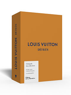 Louis Vuitton Defiles, livre de Louise Rytter sur la maison Louis Vuitton
