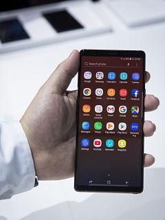 Samsung Galaxy Note 9, un smartphone dote du stylet S Pen Bluetooth