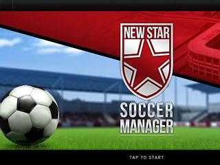 New Star Soccer Manager, jeu de simulation de gestion du foot sur iOS et Android