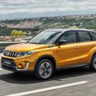 Vitara 2019 : le SUV de Suzuki dispose d'une version restylée