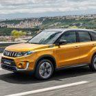 Vitara 2019 : le SUV de Suzuki dispose d'une version restylée