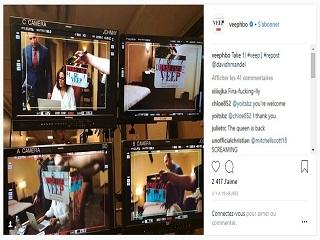 Veep : Julia Louis Dreyfus a rejoint le tournage de la saison 7 de la serie