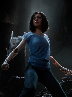 Alita Battle Angel, le film de James Cameron et Jon Landau a une bande annonce