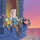 Matt Groening : « Disenchantment » sera bientôt diffusée sur les écrans