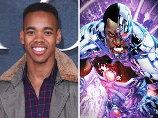 Doom Patrol, Joivan Wade rejoint le casting de la serie de DC