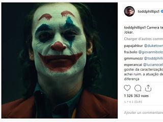 Film Joker, Todd Phillips devoile des images de Joaquin Phoenix et Zazie Beetz