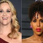 Kerry Washington et Reese Witherspoon s'associent pour une mini-série
