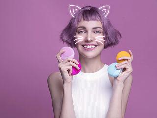 Luna Fofo, brosse nettoyante intelligente de Foreo, la marque suedoise