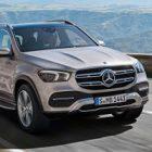 GLE : Mercedes a dévoilé l'édition 2019 de son SUV