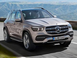 Mercedes GLE, le SUV du constructeur allemand avec moteur hybride