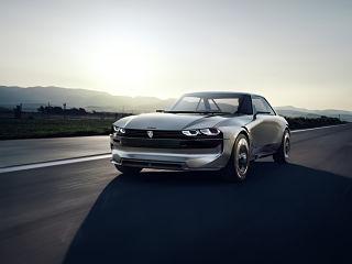Peugeot e Legend Concept, voiture autonome devoilee au Mondial de Paris