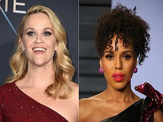 Kerry Washington et Reese Witherspoon dans la mini serie Little Fires Everywhere