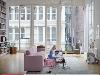 Lupita Nyong o et Saoirse Ronan dans la publicite du parfum de Calvin Klein