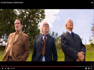 Les Vieux Fourneaux, Christophe Duthuron a sorti l adaptation de la bd en film