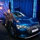 L'e-tron d'Audi sortira avant fin 2018