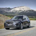 X7 : le SUV 7 places présenté par BMW