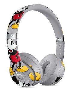 Casque Solo3, Beats celebre l anniversaire de Mickey avec Disney