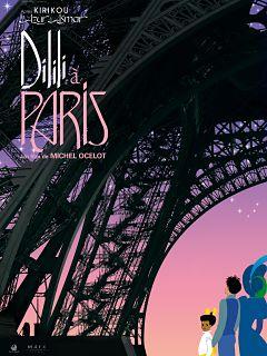 Dilili a Paris, film d animation de Michel Ocelot, createur de Kirikou