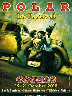 Festival Polar de Cognac, des films, romans et telefilms a l honneur