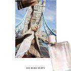 Burberry a lancé le parfum féminin « Her » en hommage à Londres