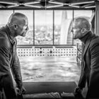 Dwayne Johnson dévoile une photo du film « Hobbs & Shaw »