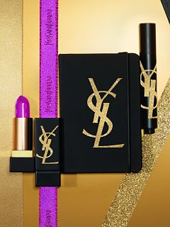 Collection de maquillage Holiday Look d Yves Saint Laurent, make up pour Noel