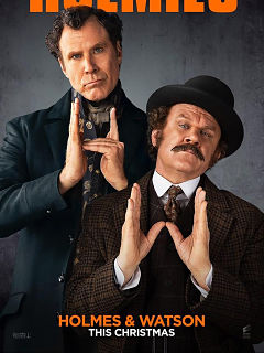 Holmes and Watson, une comedie avec Will Ferrell et John C Reilly
