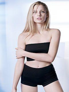 Ilona Smet et Mixa, la mannequin devient l egerie de la marque de cosmetiques