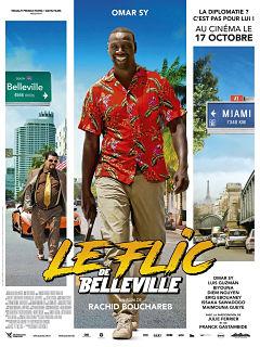 Cinema, le film Le Flic de Belleville avec Omar Sy parmi les sorties cine