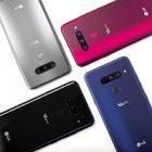 V40 ThinQ : LG lance un smartphone avec 5 capteurs photo