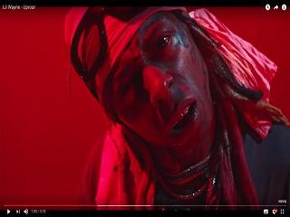 Lil Wayne : Uproar, le single du rappeur americain dispose d un clip