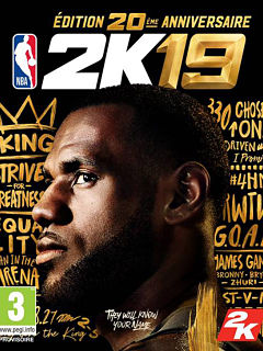 Sport virtuel, le jeu video NBA 2K19 ou Fifa 19 parmi les sorties videoludiques