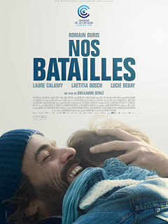 Nos Batailles, un film de Guillaume Senez avec Romain Duris au cinema