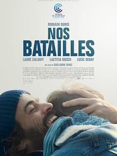 Nos Batailles, un film de Guillaume Senez avec Romain Duris au cinema