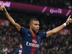 Kylian Mbappé, attaquant du PSG