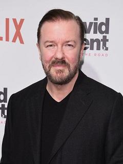 After life, Ricky Gervais devoile le casting et entame le tournage de sa serie