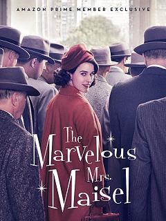 Serie The Marvelous Mrs Maisel avec Rachel Brosnahan, la saison 2 a un trailer