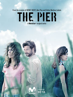 Serie The Pier, TF1 diffusera le thriller imagine par Alex Pina