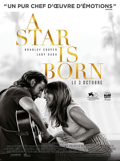 Cinema, le film A Star Is Born de Bradley Cooper parmi les sorties cine