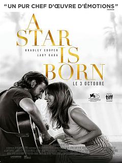 Cinema, le film A Star Is Born de Bradley Cooper parmi les sorties cine