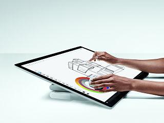 Microsoft Surface Studio 2, ordinateur sous Windows 10 Pro avec Intel Core i7