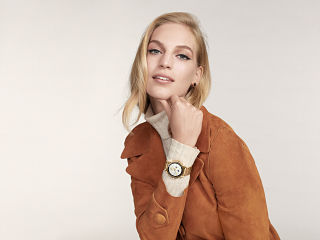 ToryTrack Gigi, montre connectee a ecran tactile de Tory Burch dotee de Wear OS