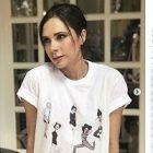 Un T-shirt des Spice Girls a été créé par Victoria Beckham