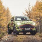 DBX d'Aston Martin : le prototype a été dévoilé