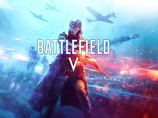 Jeux video, le jeu Battlefield V d Electronic Arts sort sur PS4 et PC