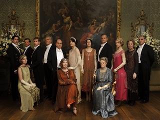 Downton Abbey, un film avec Imelda Staunton et Geraldine James au casting