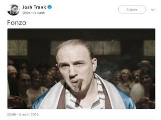 Fonzo, le film de Josh Trank sur Al Capone porte par Tom Hardy