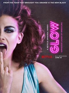 Glow, la saison 3 de la serie est sur les rails, une fiction de catch feminin