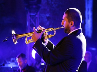 14.12.16 Live in Paris : Ibrahim Maalouf, le musicien sortira un album live avec Ya Ha La